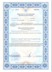 Лицензия новая 005