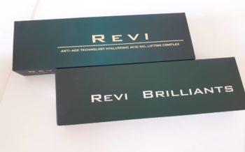 Новинка в нашей клинике — биоревитализация REVI BRILLIANTS
